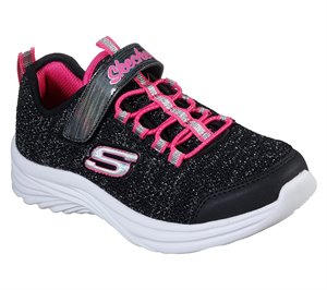 Pink Black Skechers Dreamy Dancer