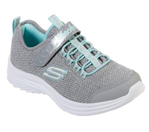 Blue Gray Skechers Dreamy Dancer