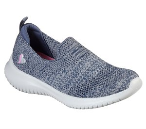 Navy Skechers Ultra Flex - Harmonious - FINAL SALE