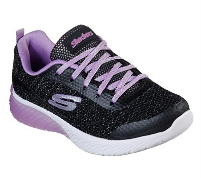 Purple Black Skechers Skech Gem - Diamond Dreamer