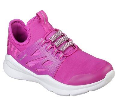 Pink Skechers Street Squad - Street Glam