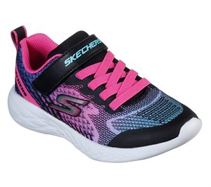 Multi Black Skechers Skechers GOrun 600 - Radiant Runner