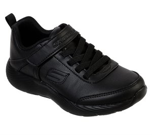 Black Skechers Dyna-Lite - School Sprints