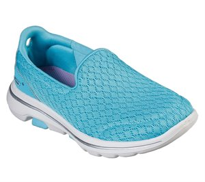 Blue Skechers Skechers GOwalk 5 - FINAL SALE