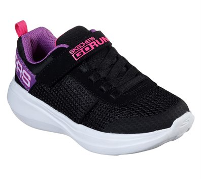 Purple Black Skechers Skechers GOrun Fast - Viva Valor