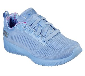 Blue Skechers LIL BOBS Sport Squad - Glam League