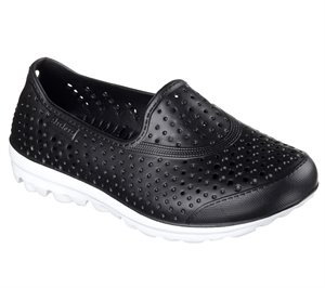 White Black Skechers Skechers H2GO - Waterlillys