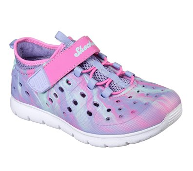 Multi Pink Skechers Hydrozooms