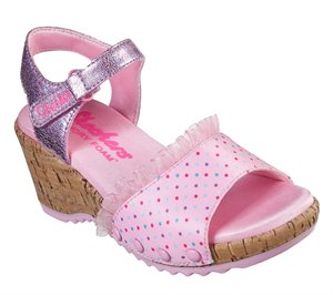 Pink Skechers Bohemias - Pixie Princess