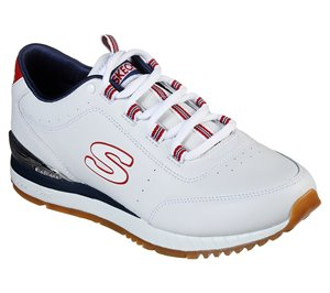 Red White Skechers Sunlite - American Dream