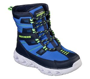 Navy Blue Skechers S Lights: Hypno-Flash 2.0 - Super Breeze