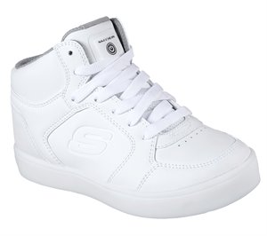 White Skechers S Lights: Energy Lights