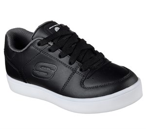 Black Skechers S Lights: Energy Lights - Elate