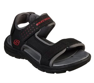 Black Skechers Supreme - River Blast