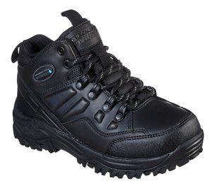 Black Skechers Relment - Traven - FINAL SALE