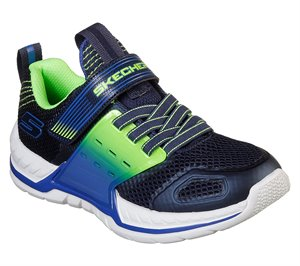 Green Navy Skechers Nitrate 2.0