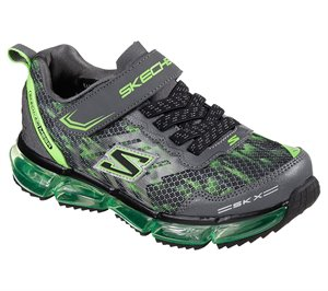 Green Black Skechers Skech-Air Mega - Azide
