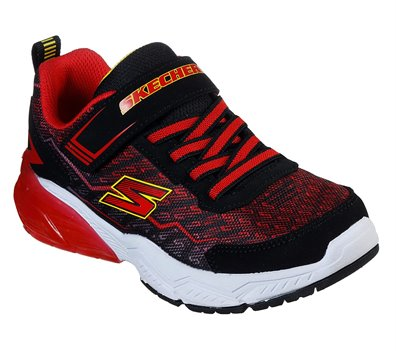 Red Black Skechers Thermoflux 2.0
