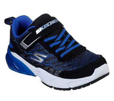 Blue Black Skechers Thermoflux 2.0