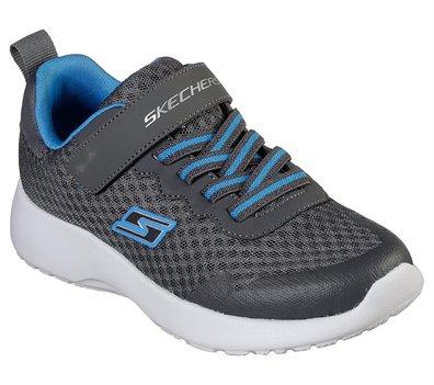 Blue Gray Skechers Dynamight - Hyper Torque