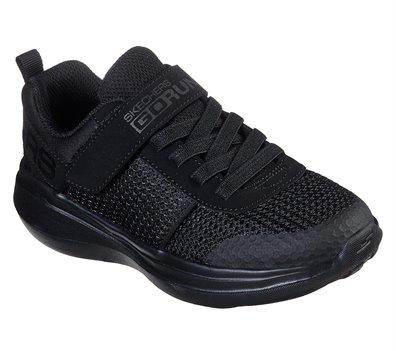 Black Skechers Skechers GOrun Fast - Denzo