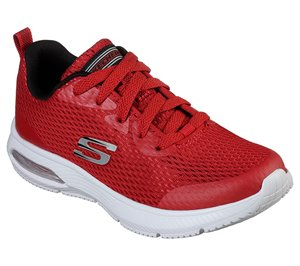 Red Skechers Dyna-Air - Quick Pulse