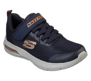 Navy Skechers Dyna-Air