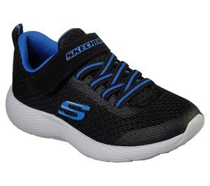 Blue Black Skechers Dyna-Lite