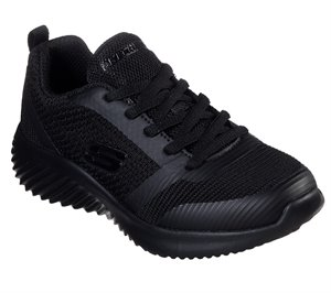 Black Skechers Bounder