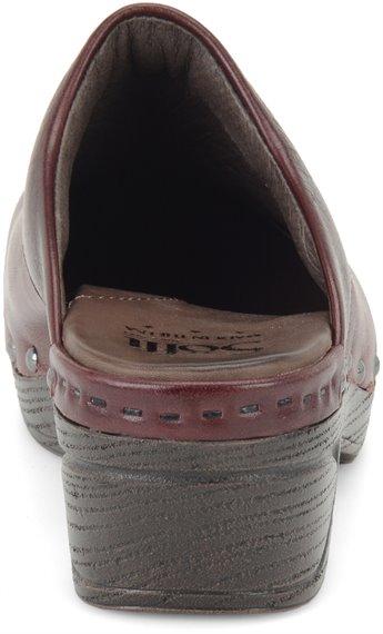 Image of the Bellrose shoe heel