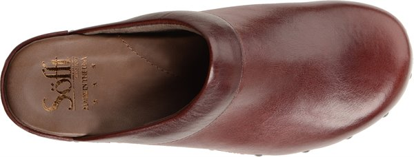 Image of the Bellrose shoe from the top