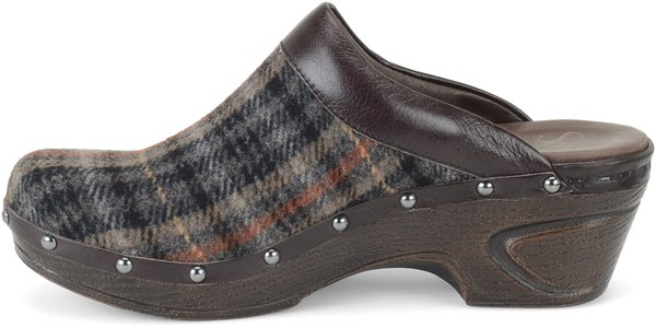 Image of the Bellrose shoe instep