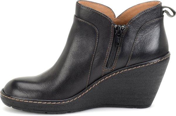 Image of the Carminda shoe instep