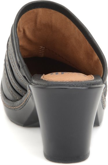 Image of the Leigh shoe heel