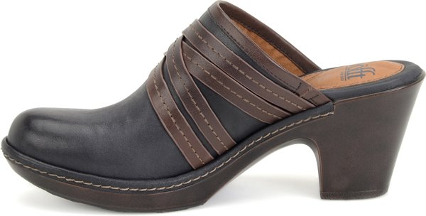 Image of the Leigh shoe instep
