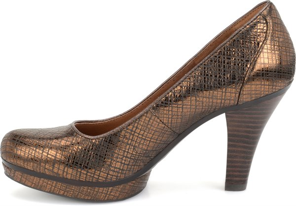 Image of the Mandy shoe instep