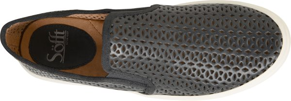 Image of the Somers II shoe from the top