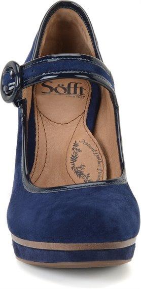 Image of the Monique shoe toe