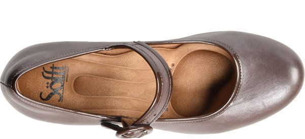 Image of the Monique shoe from the top