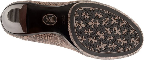 Image of the Mandy-II outsole