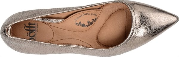 Image of the Altessa II shoe from the top