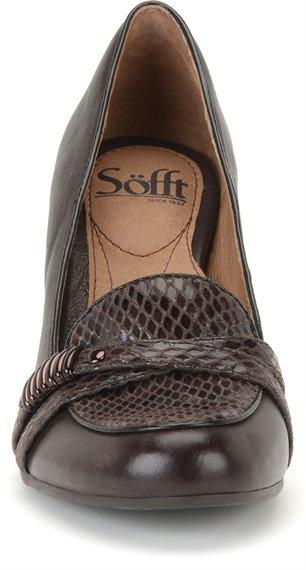 Image of the Montara shoe toe