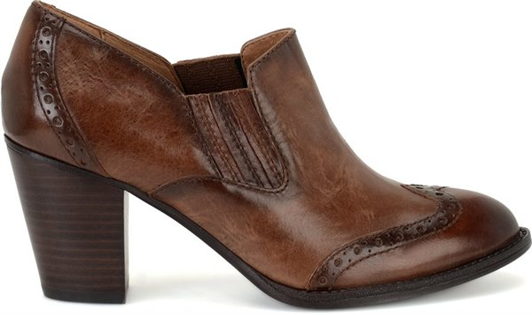 Image of the Weston shoe from the side