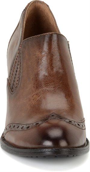 Image of the Weston shoe toe