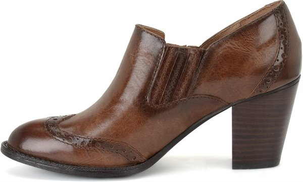 Image of the Weston shoe instep