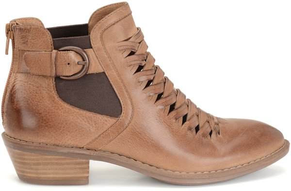 Image of the Verlo shoe from the side