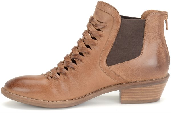 Image of the Verlo shoe instep