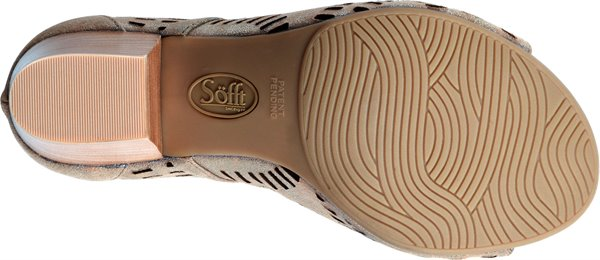 Image of the Modesto outsole