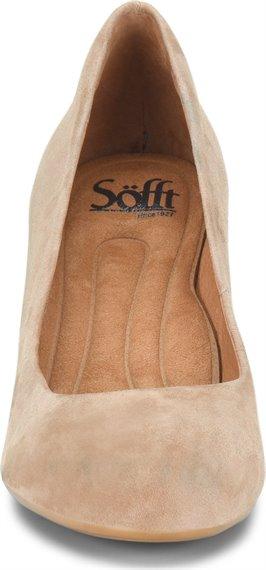 Image of the Tamira shoe toe