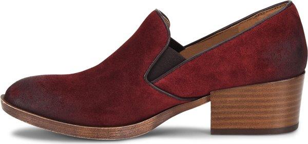 Image of the Velina shoe instep